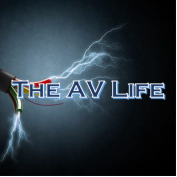 The AV Life logo new square