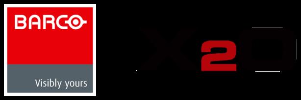 Barco X20 logo