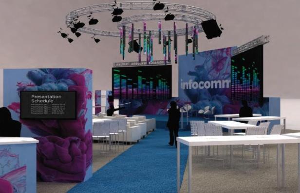 InfoComm Center Stage