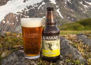 Alaskan beer