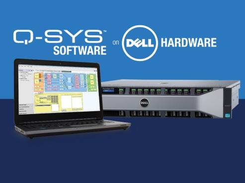 QSC Dell server