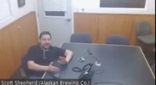 Scott at Alaskan