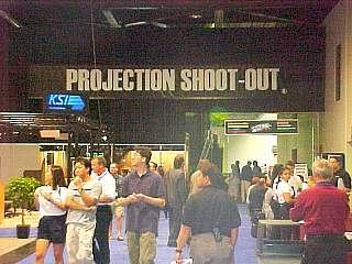 projection shootout