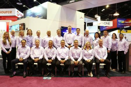 Almo team at InfoComm.jpg