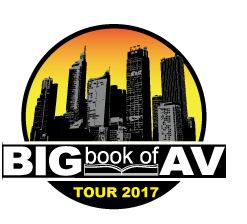 Big Book of AV Tour 2017