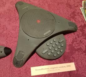 Polycom SoundStation Natl Museum