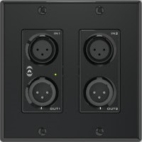 Biamp wall plate