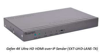 Gefen 4K Ultra HDMI ove IP sender