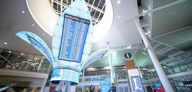 Nanolumens Toronto Airport