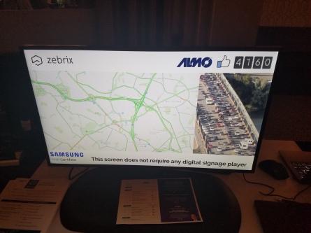 zebrix Almo E4