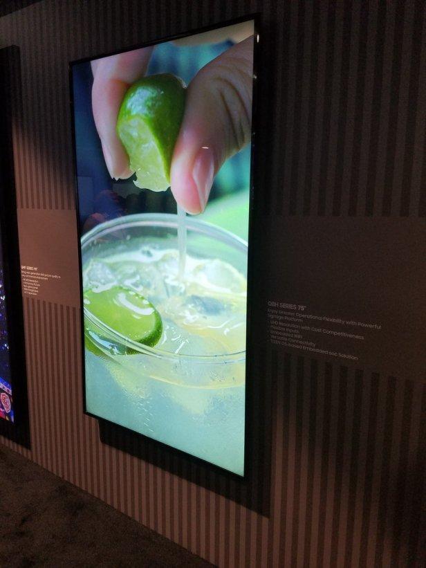 LG display DSE