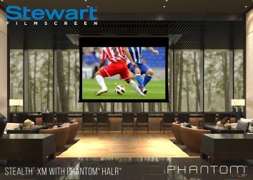 Stewart Filmscreen_Stealth XM w Phantom HALR Commercial Bar_ 300dpi.jpg