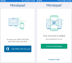 InFocus Mondopad app
