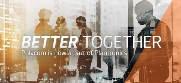 Better Together Plantronics