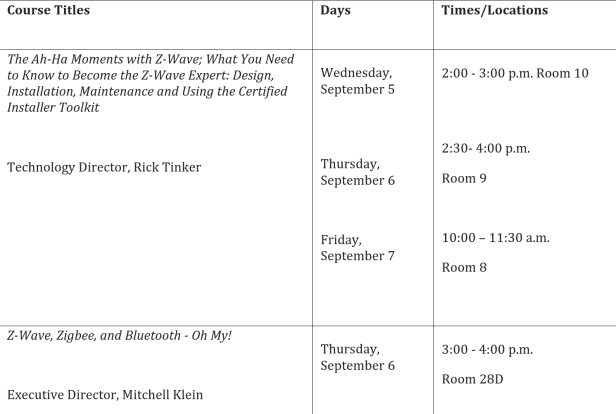ZWave schedule CEDIA 2018.png