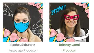 Rachel Brittney masks