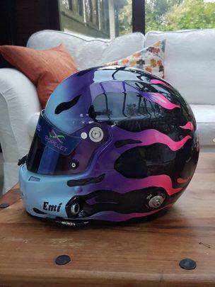 Emily helmet 1