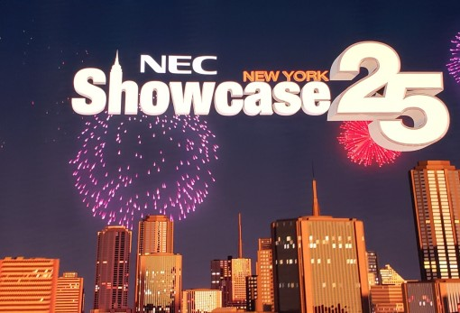 NEC Showcase display 2