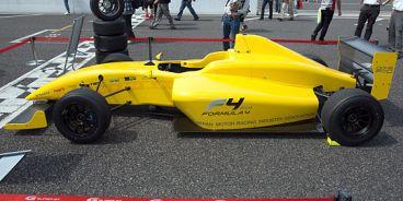 Formula 4 car