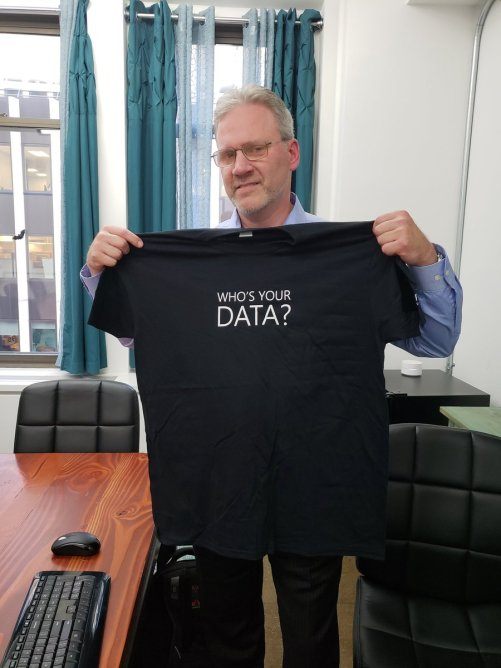 Whos your data shirt